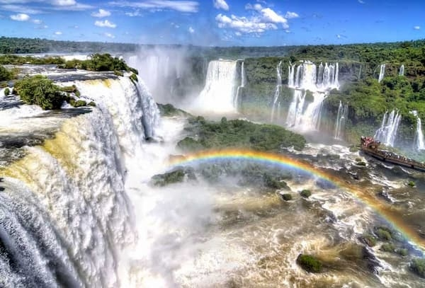 Fotos de Pontos Turísticos no Mundo cataratas do iguaçú