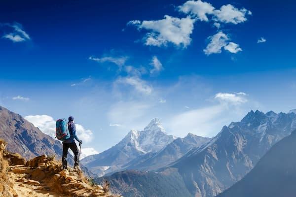 Fotos de Pontos Turísticos no Mundo cordilheira do himalaia
