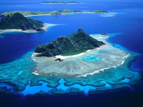 Fotos de Pontos Turísticos no Mundo ilhas mamanuca