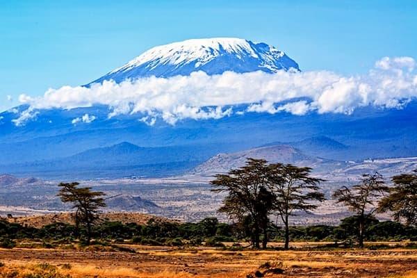 Fotos de Pontos Turísticos no Mundo monte kilimanjaro