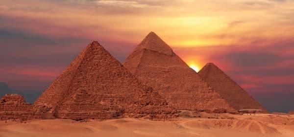 Fotos de Pontos Turísticos no Mundo pirâmides do egito
