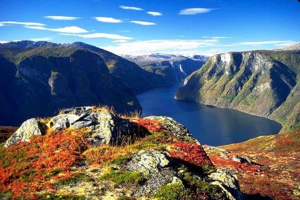Fotos de Pontos Turísticos no Mundo sognefjord Noruega