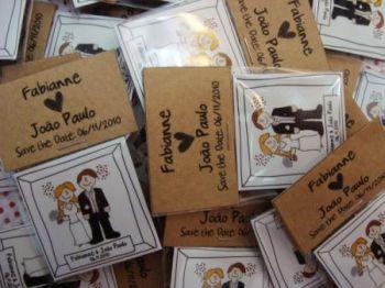 Kit de Lembrancinhas de Casamento
