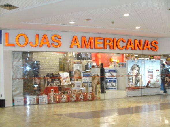 Lojas Americanas no Estado do Rio de Janeiro, Endereço