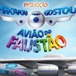 Avião do Faustão 2011