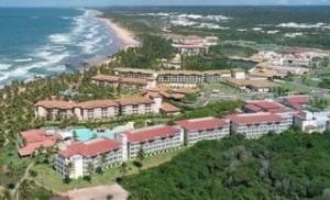 Turismo na Costa do Sauipe