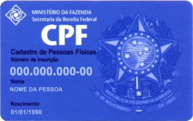 Como e Onde Solicitar Emissão de CPF