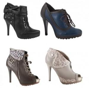 Coleção Dakota Sapatos e Calçados Femininas