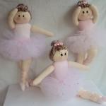 decoração infantil de bailarina 6