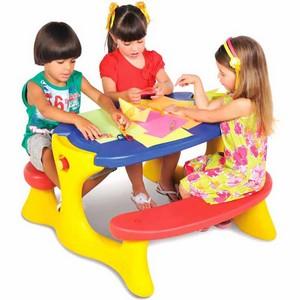 Mesa Recreio Brinquedos Bandeirante