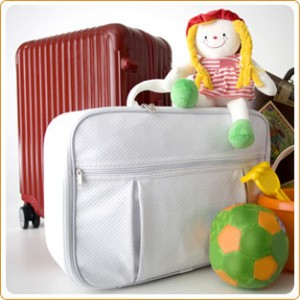 Dicas de Lugares para Viajar com Bebê