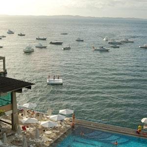 Restaurantes na Bahia Marina
