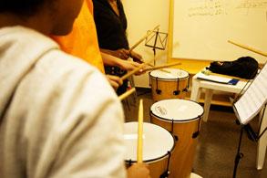 Escola de Percussão em São Paulo