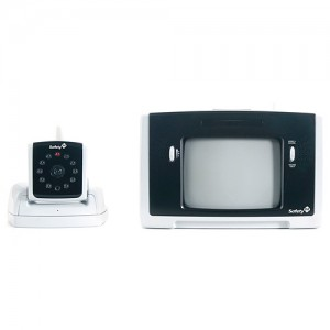 Babá Eletrônica Safety com Monitor P/ B 900 MHz