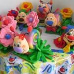 decoração em espuma para festa infantil 8