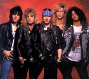 Bandas de Rock Anos 80