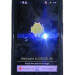 Novo da Motorola, Droid HD, é Fino e Tem Tela de 4.5 Polegadas