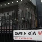 Savile Row em Londres