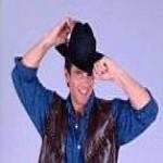 homem com chapeu country