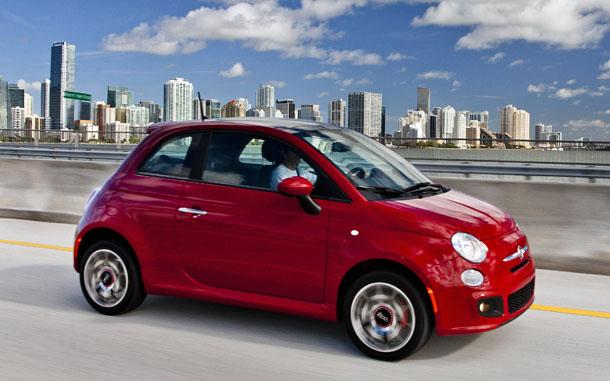 Novo Fiat 500: Preços, Informações e Itens de Série