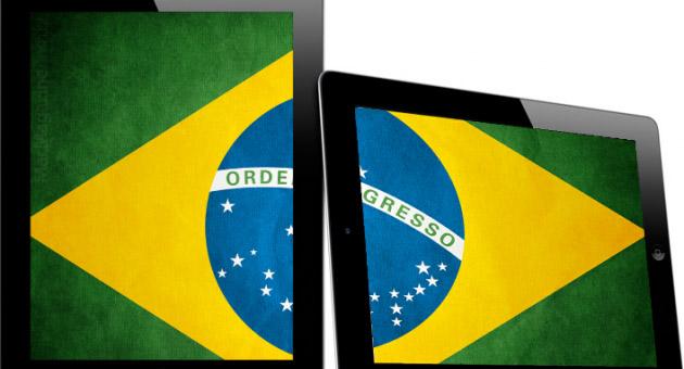 iPad será fabricado no Brasil e pode ficar até 40% mais barato