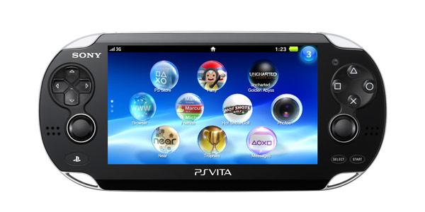 Portátil PS Vita Terá Bateria Externa