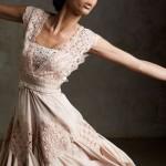 vestido de renda de Martha Medeiros