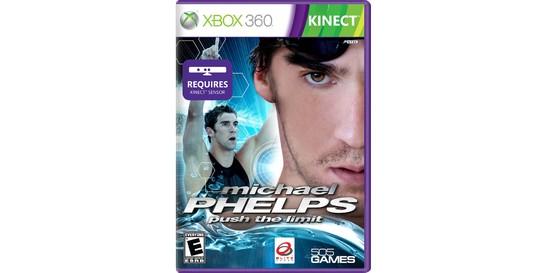 Veja como será jogar com Michael Phelps no Kinect