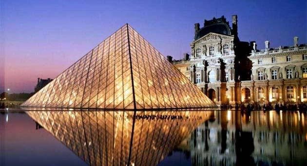 Os museus mais visitados do mundo