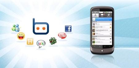 eBuddy, mensageiro completo para iPhone e Android