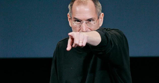 Sugestões de livros sobre Steve Jobs