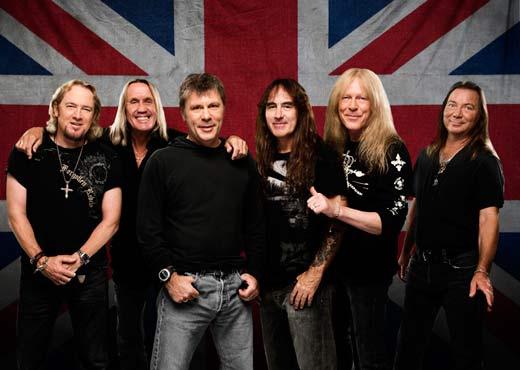 Rock in Rio 2013 pode ter Iron Maiden