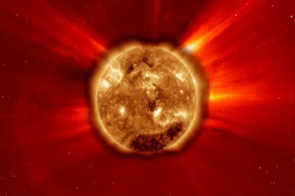 Tempestade solar pode prejudicar a Terra em 2013