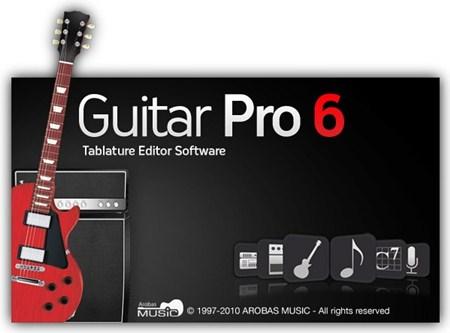 Guitar Pro, leitor de partituras e tablaturas