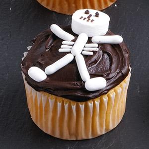 Decoração de cupcakes para halloween, dicas, fotos (Foto Ilustrativa)