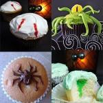 São diversas as possibilidades para fazer seus cupcakes de Halloween (Foto Ilustrativa)