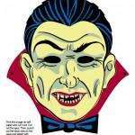 Existem muitas versões de máscaras de vampiros. (Foto: Divulgação)