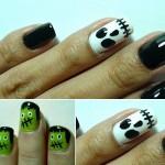 Escolha as cores para que as unhas combinem com seu look de Halloween. (Foto: Divulgação)
