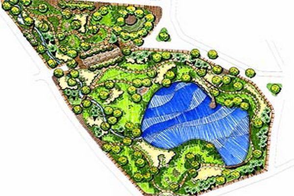 Projeto de parque sustentável vence concurso nacional