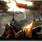 God of War 3 Theme for Windows 7