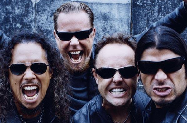 Metallica quer produzir um filme sobre a história da banda