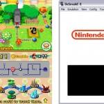 DeSmuME, emulador de Nintendo DS