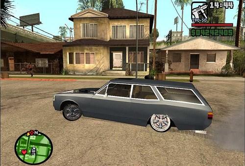 Pacote de carros para GTA San Andreas