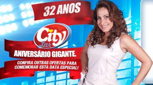 City Lar: celulares em promoção