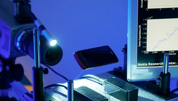 Nokia demonstra revestimento à prova d´água para celulares; veja vídeo