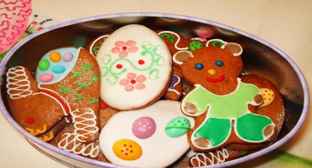 O biscoito de natal é tradicional em várias famílias brasileiras
