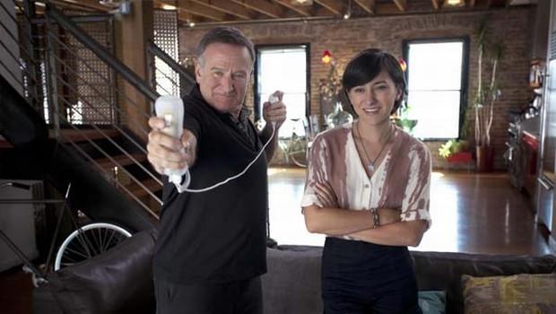 Robin Williams aparece com filha em propaganda para Zelda; veja vídeo