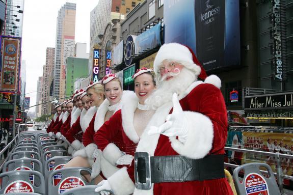 Natal em Nova York 2016