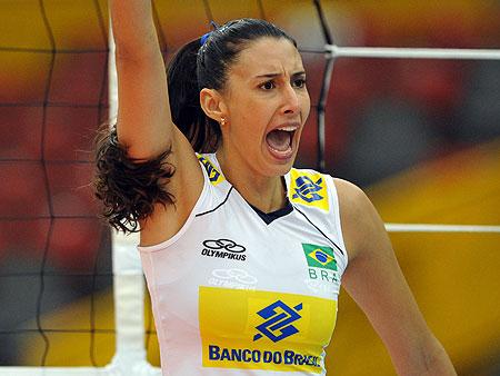 Confira o caminho da Seleção Brasileira Feminina de vôlei rumo às Olimpíadas de 2012