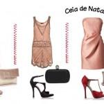 Looks com vestidos em nude de rosa. (Foto: Divulgação)